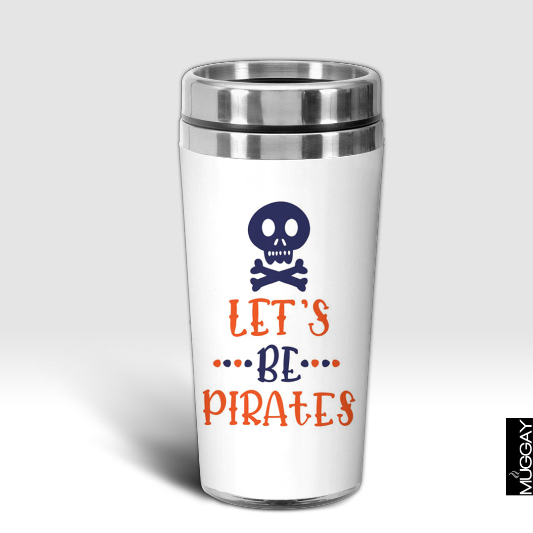 Let's be Pirates Design Trug