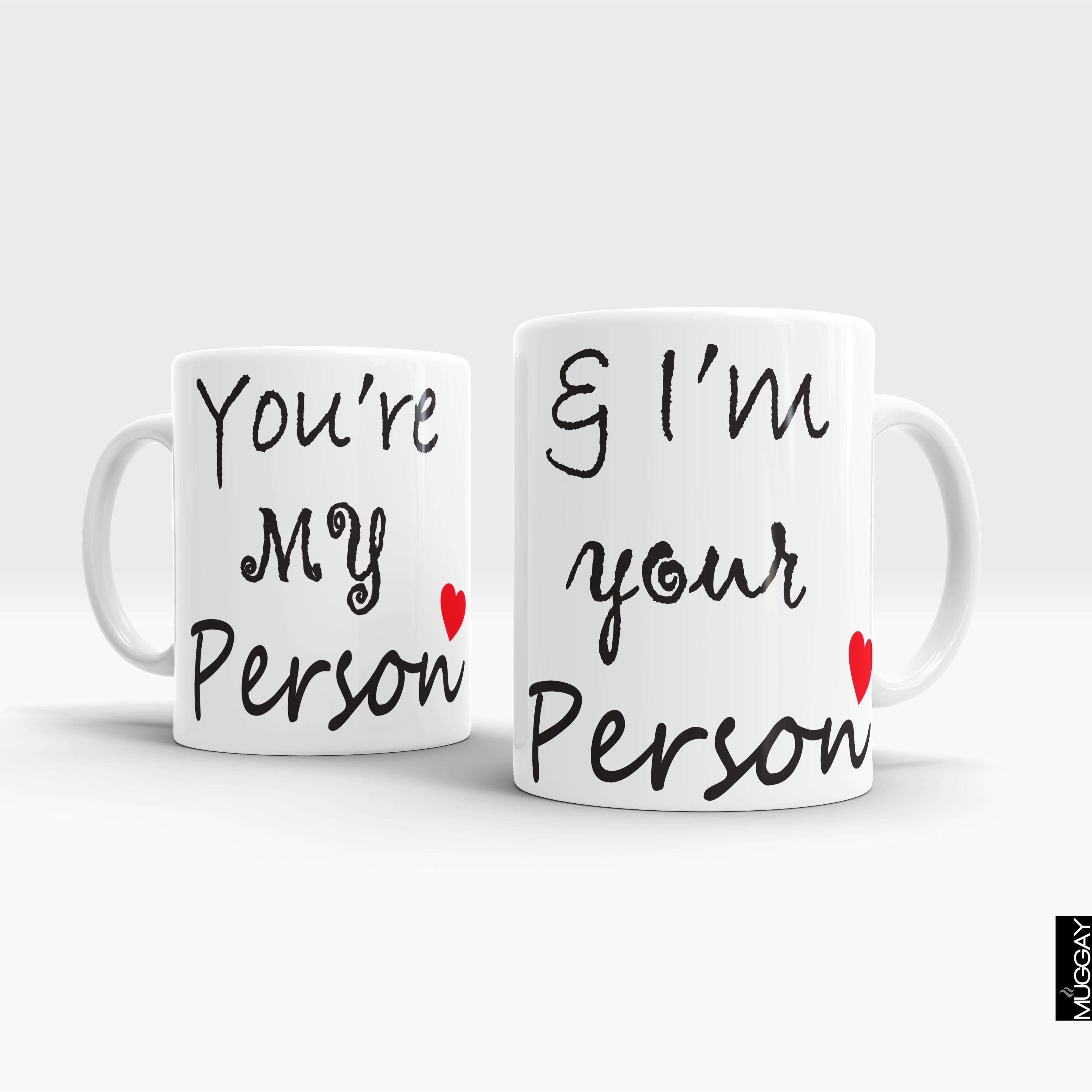 Mugs for Couples --115