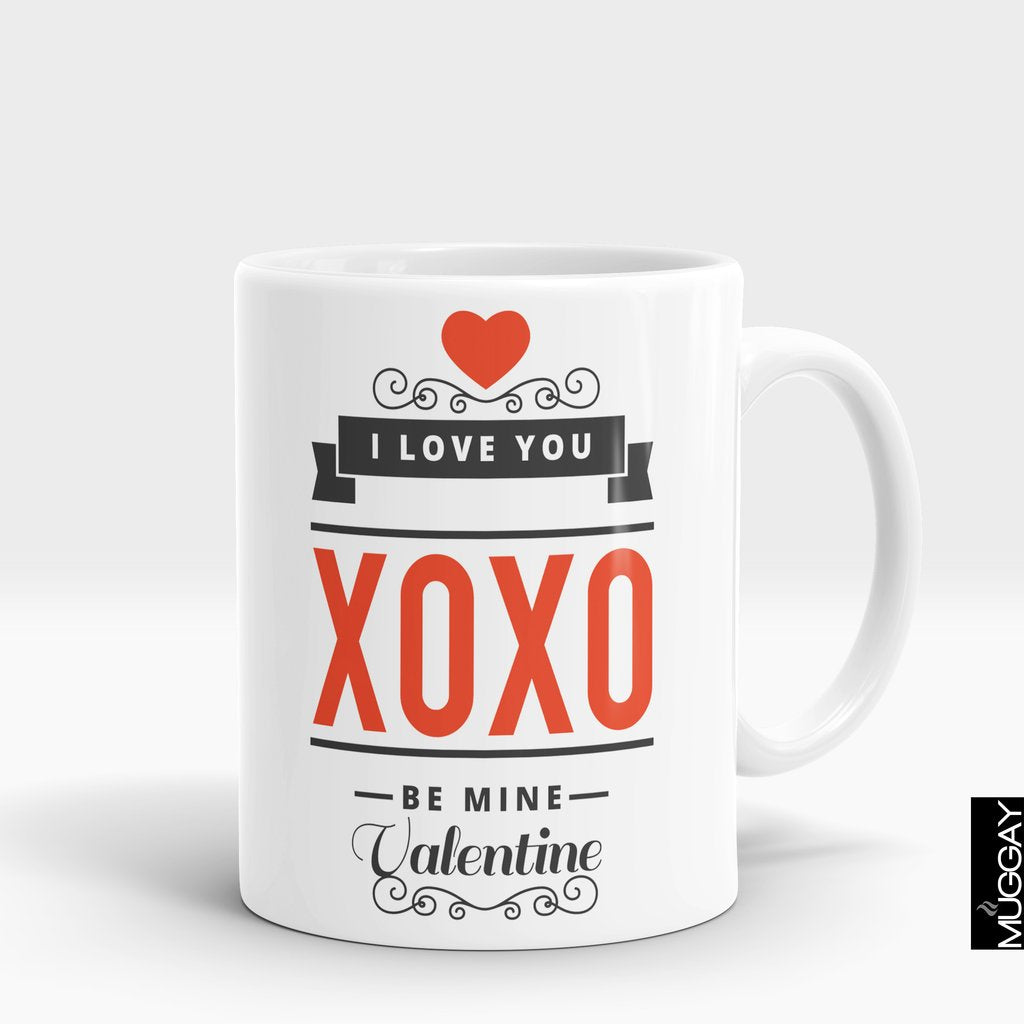 'Be My Valentine' Mug