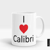 I Love Calibri