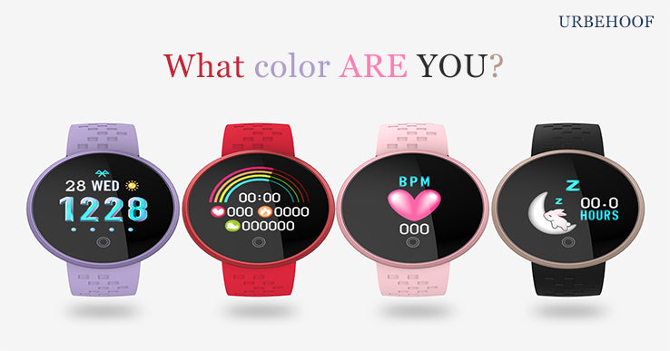 Diggro B36: a smartwatch that controls the menstrual cycle