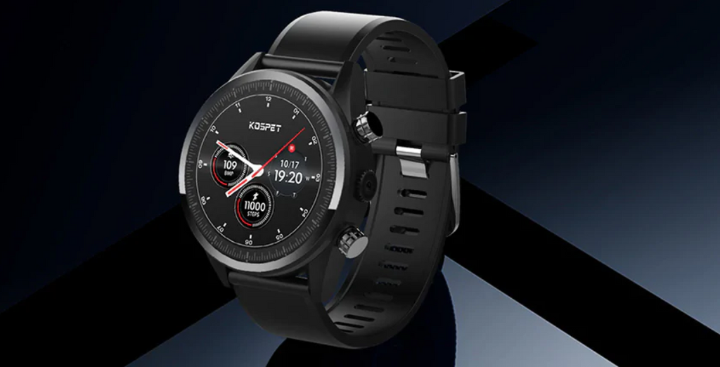 The KOSPET Hope 4G Smartwatch review