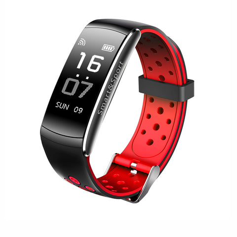 Z11 Smart Bracelet Blood Pressure Heart Rate Monitor Fitness Tracker  IP68 Smartband - urbehoof