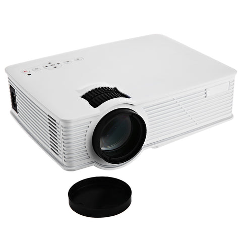 GP - 9 2000 Lumens Support 1920 x 1080 Pixels HD LCD Projector