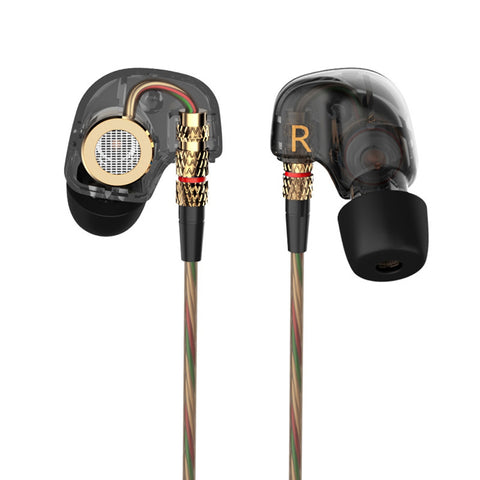 KZ-ATE In-Ear 3.5mm Sports Mic Earphones - urbehoof