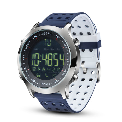 Diggro DI04 Smartwatch IP68 Waterproof - urbehoof