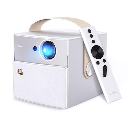 XGIMI CC Mini Portable Projector LED Full HD 1080P - urbehoof
