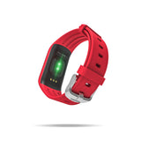 Diggro DB-04 Smart Bracelet Real-time Heart Rate Monitor IP68 Waterproof Pedometer Sleep Monitor - urbehoof