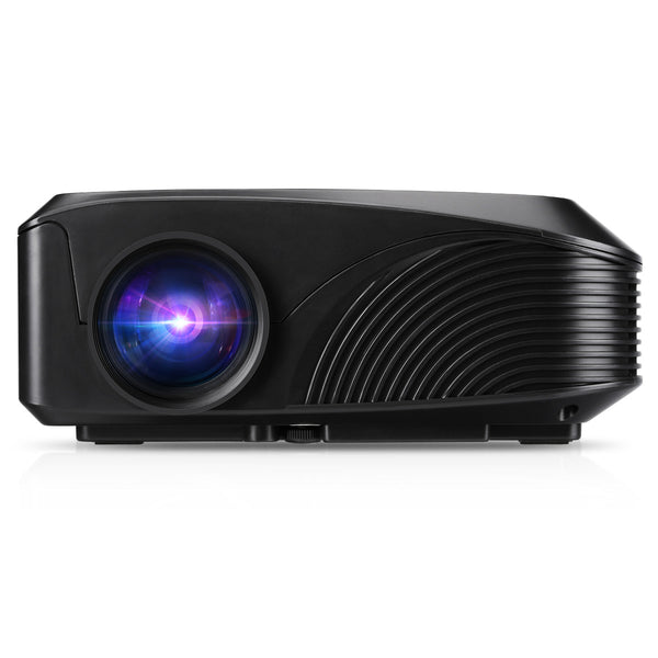 Excelvan 800 x 480 LED - 4018 Portable 1200 Lumens Projector Home Theater - urbehoof