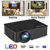 Excelvan EHD09(GP9) Mini LED Projector 800x480 Home Cinema Theater - urbehoof