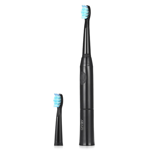 SEAGO E2 Waterproof Sonic Electric Toothbrush with 2 Brush Heads - urbehoof