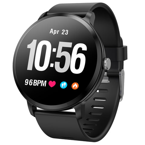 Goral V11 1.3 inch Sports Smart Watch Bluetooth 4.0 IP67 Heart Rate Monitor Blood Pressure Functions - urbehoof