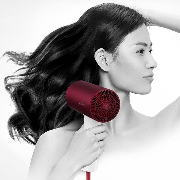 SOOCAS H3S Negative Ion Quick Dry Hair Dryer from Xiaomi youpin - urbehoof