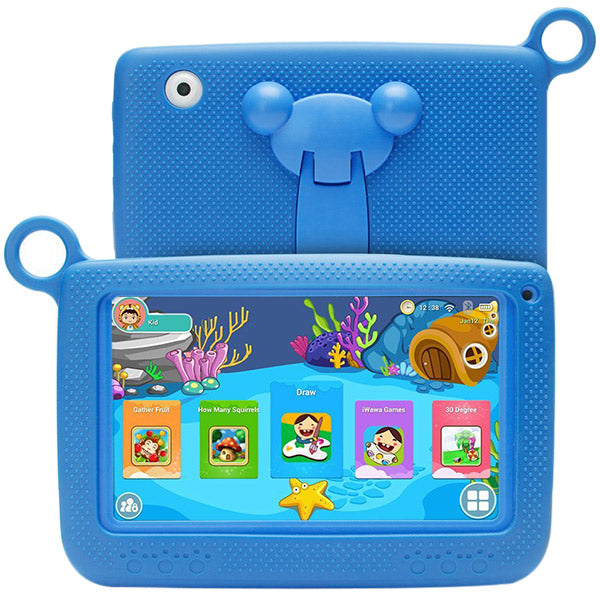 TDD - 710 - 1 Kid Tablet PC  7 inch Android Quad Core 1.3GHz 512MB RAM 8G ROM - urbehoof