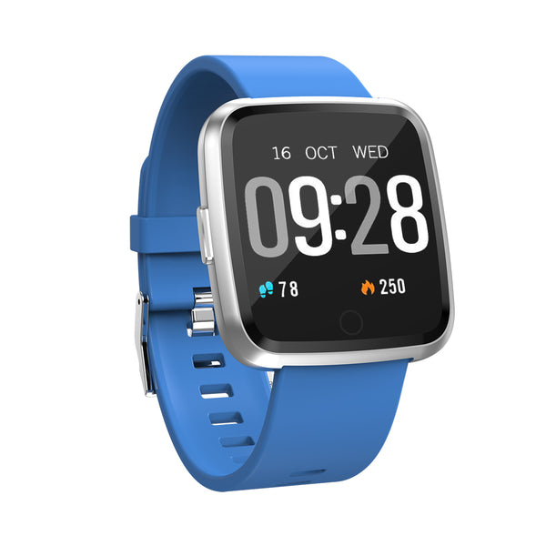 Y7 Smart Bracelet Heart Rate Monitor Watch Fitness Tracker - urbehoof