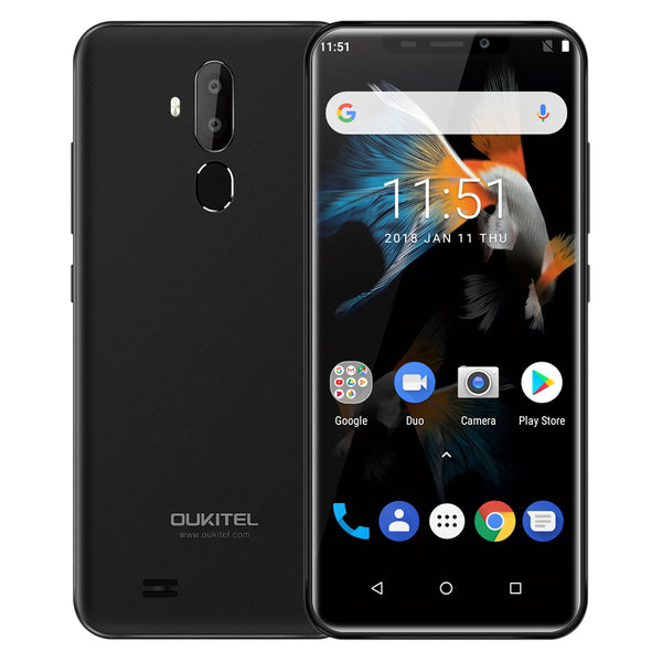 Oukitel C12 Pro Smart Phone 2GB+16GB - urbehoof