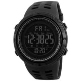 Mens Sports Dive 50m Digital LED Military Casual Electronics Wrist watches - urbehoof