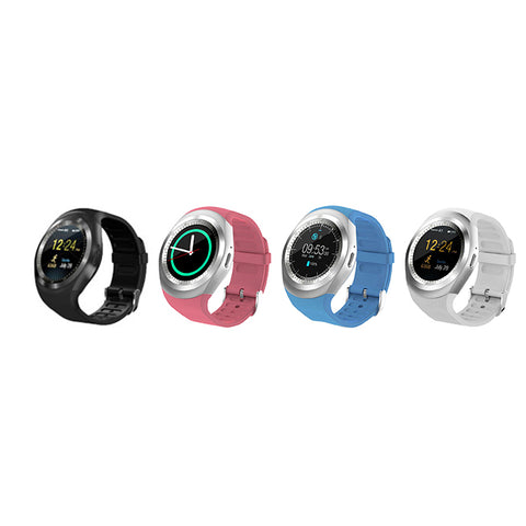 Alfawise Y1 696 Bluetooth Sport Smartwatch with Independent Phone Function - urbehoof