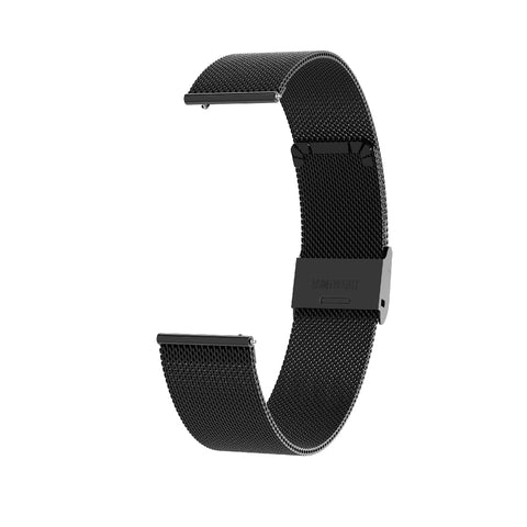 DI03 PLUS Smart Watch Stainless Steel Strap