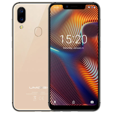 UMIDIGI A3 Pro 4G Phablet Low-level Configuration - urbehoof