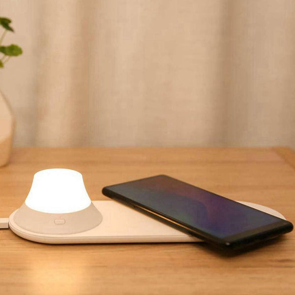 Yeelight Wireless Charging Night Lights ( Xiaomi Ecosysterm Product )