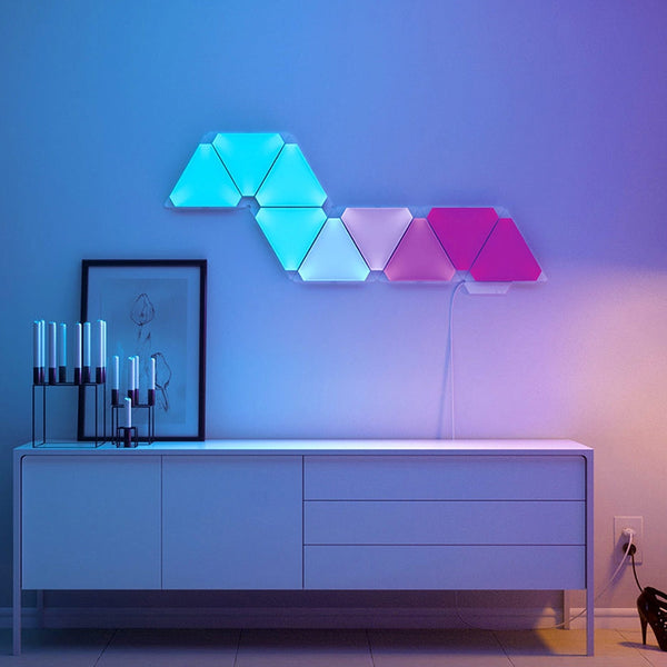 Nanoleaf Smart Variable Light Plate from Xiaomi youpin 4pcs - urbehoof