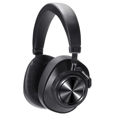 Bluedio T7 Bluetooth Headphone Active Noise Canceling Headset - urbehoof