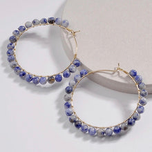 ZENsation Energy Jewelry Blue Quartz Set