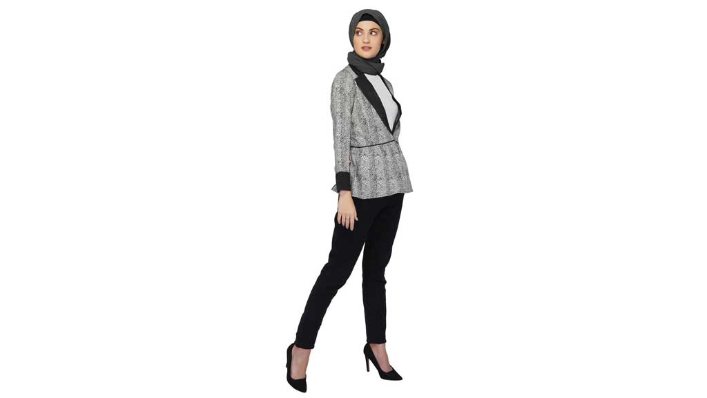How to style the Top Winter Jacket Trends with Hijabs?