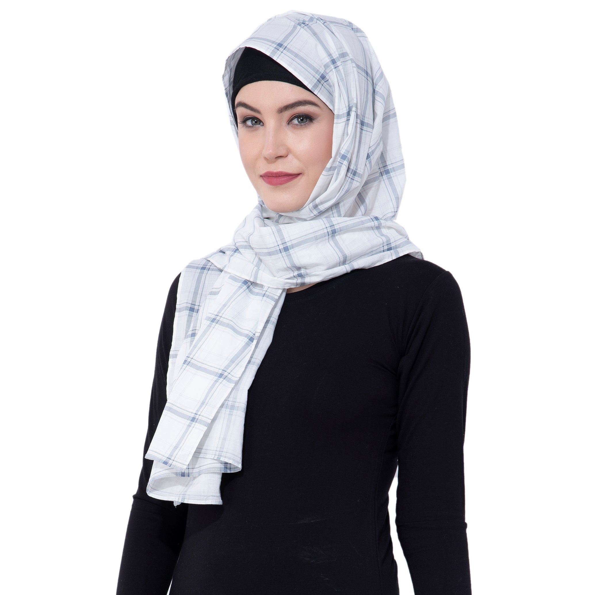 Ruqsar Nautical Escape Headscarf