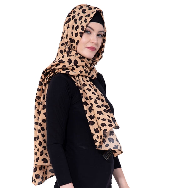 Ruqsar Wild at Heart Headscarf