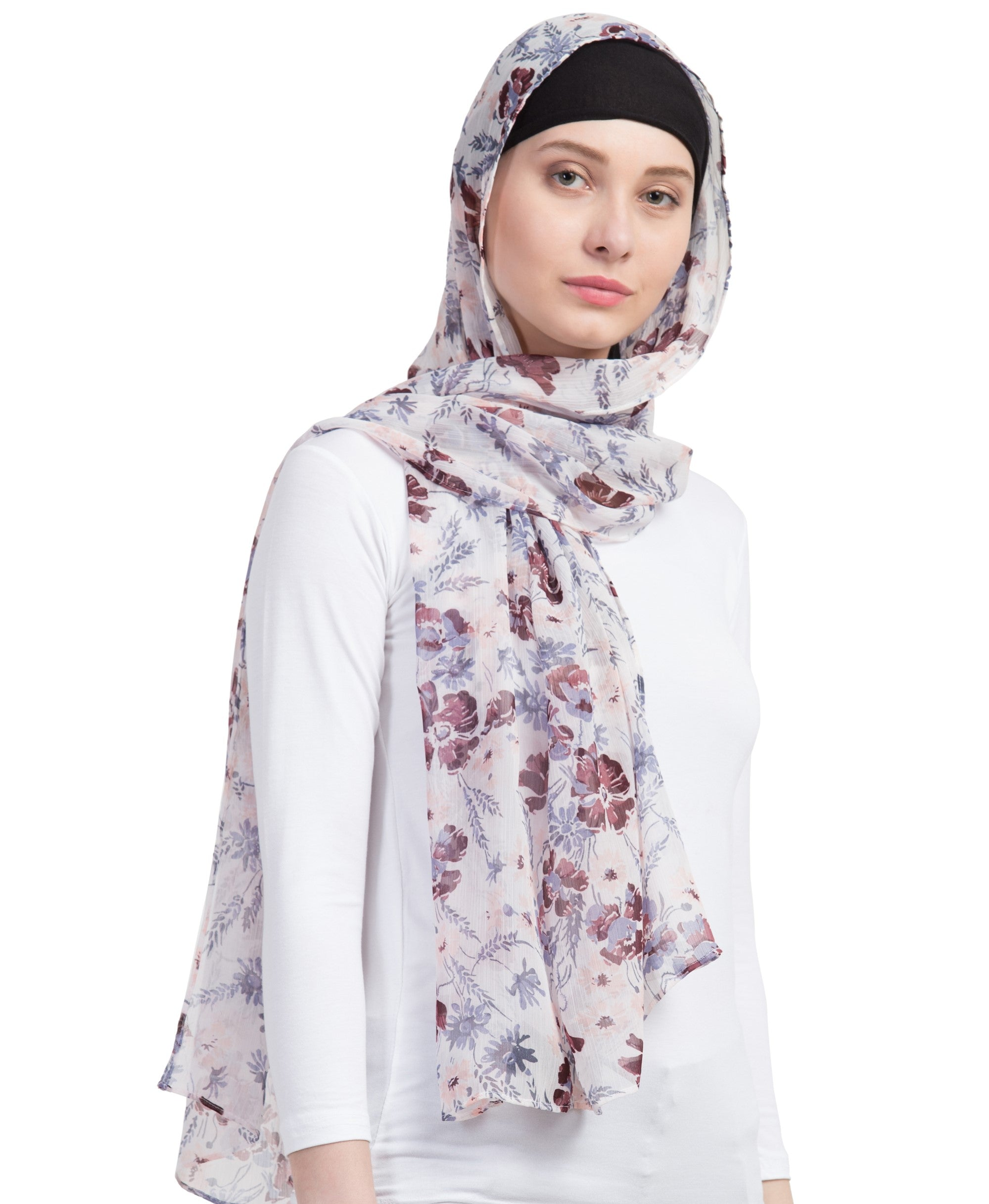Ruqsar The Peachy Crush Headscarf