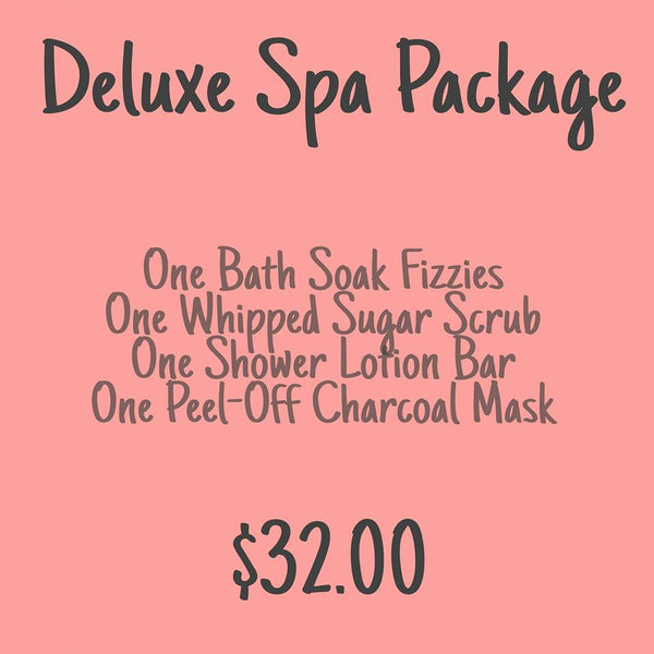 Deluxe Spa Package
