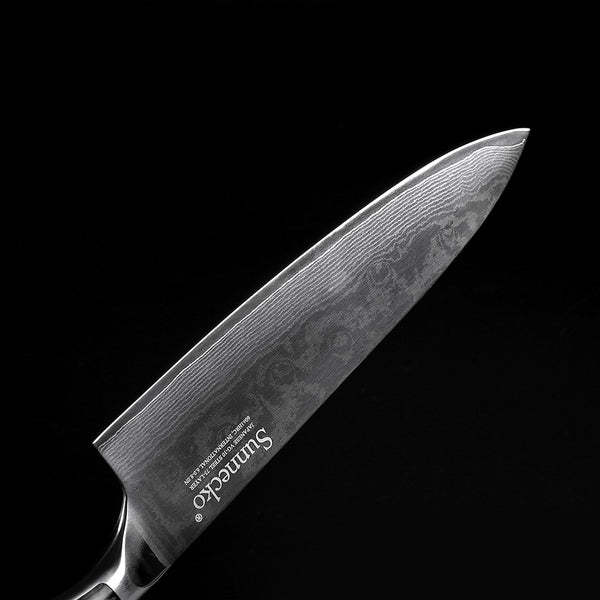 "Sunnecko 8"" Chefs Knife Damascus Steel Professional Chef knife"