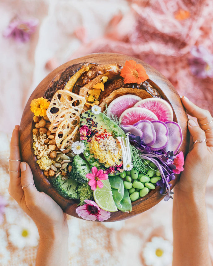 EXOTIC BUDDHA BOWL BY ELSA'S WHOLESOME LIFE