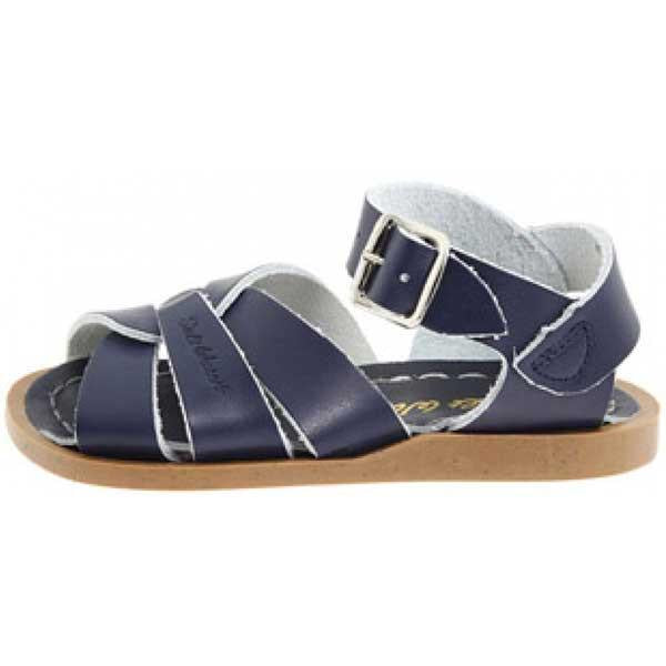 INFANT SALT WATER SANDALS - NAVY