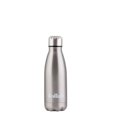 KOLLAB BOTTLE - SILVER