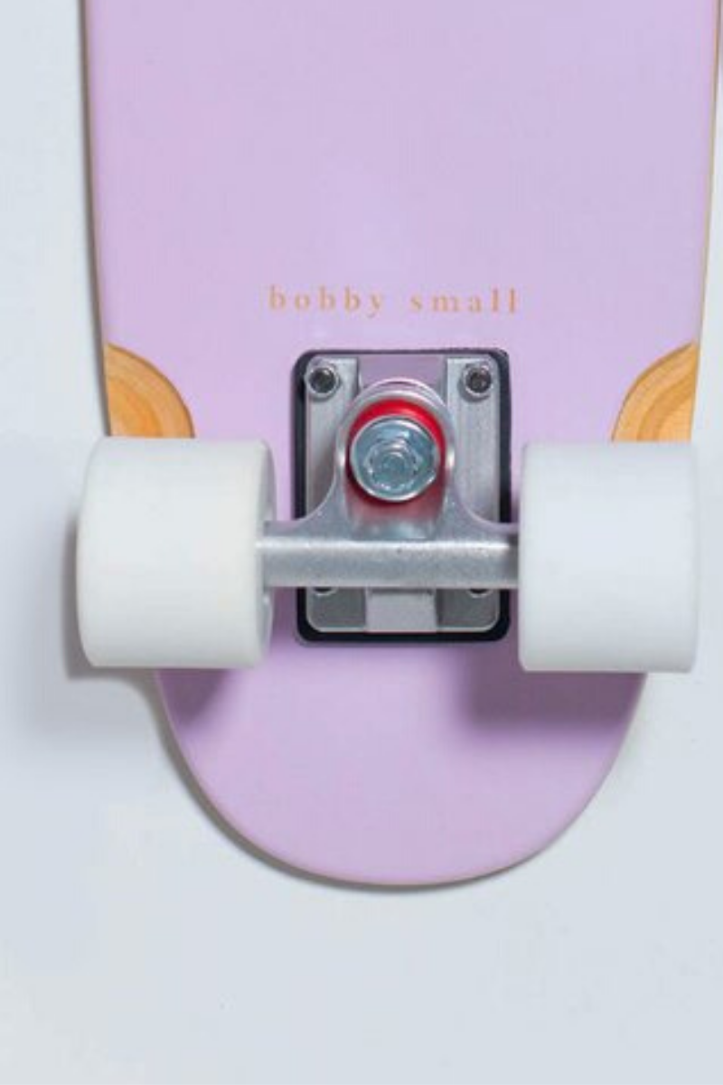Bobby Small Toby Skateboard Made From Canadian Maple Construction Skate Kids Detail Image