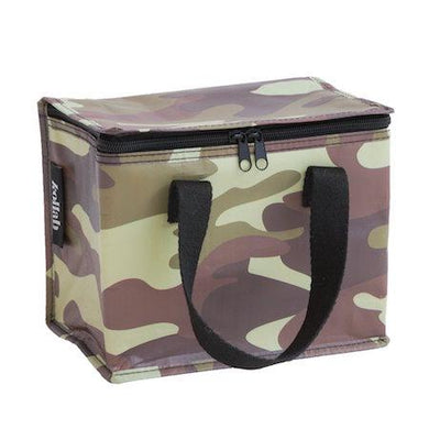 POLY LUNCH BOX - CAMO