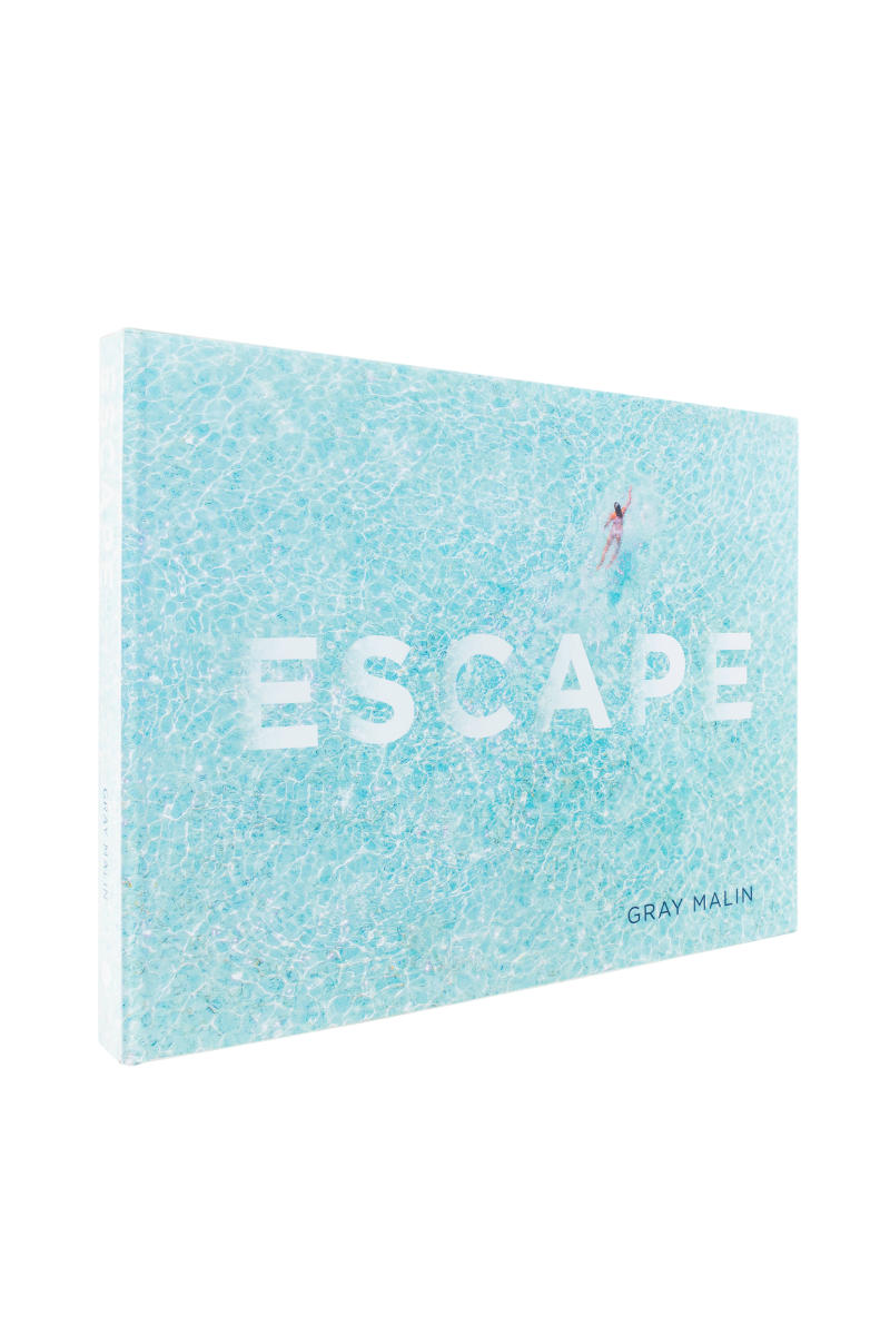 GRAY MALIN - ESCAPE BOOK