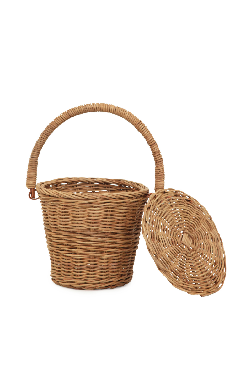 Olli Ella Apple Basket Small Open Loft Lifestyle Store Image