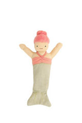 Olli Ella Coral Holdie Folk Mermaid With Posable Arms Loft Lifestyle Store