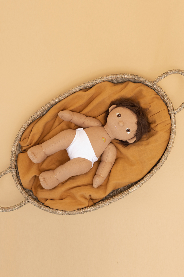 Olli Ella Dinkum Doll Nyla Changing Mat Loft Lifestyle Store Image From Above