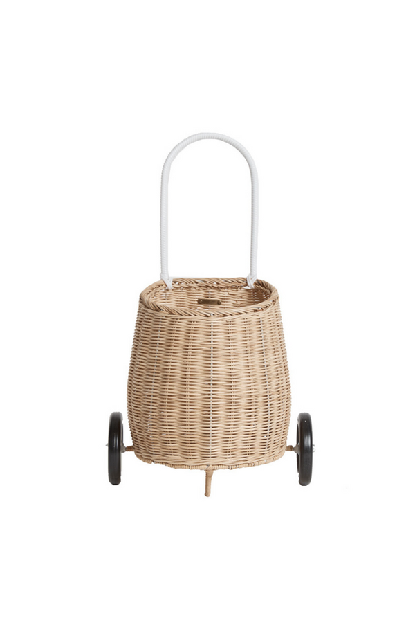 OLLI ELLA LUGGY BASKET PULL ALONG STRAW