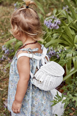 Olli Ella Mini Chari Bag White Lifestyle Image Loft