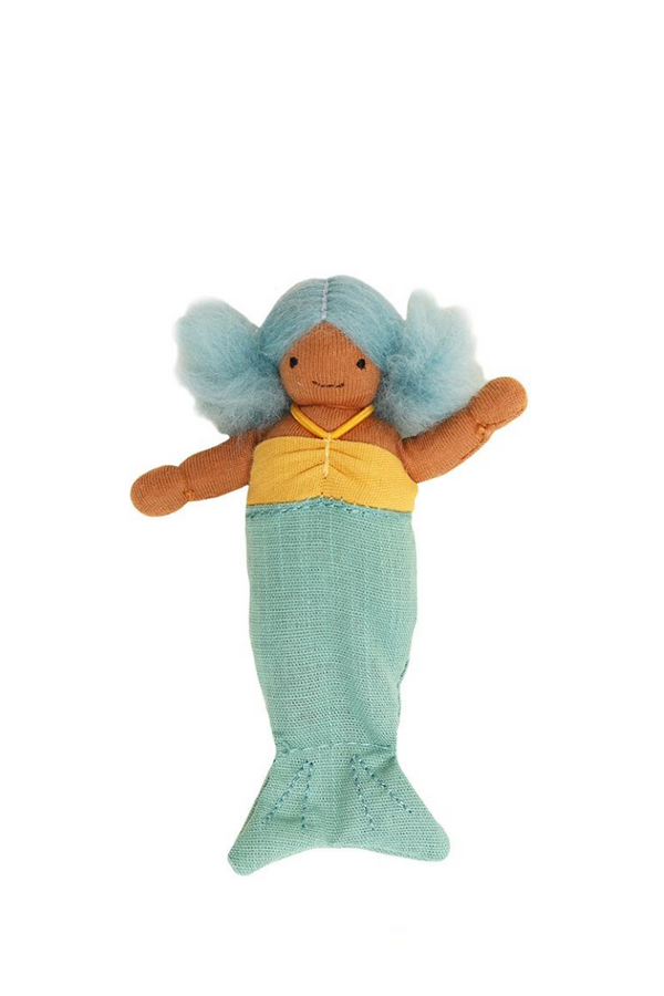 Olli Ella Pearl Holdie Folk Mermaid Posable Arms Loft Lifestyle Store