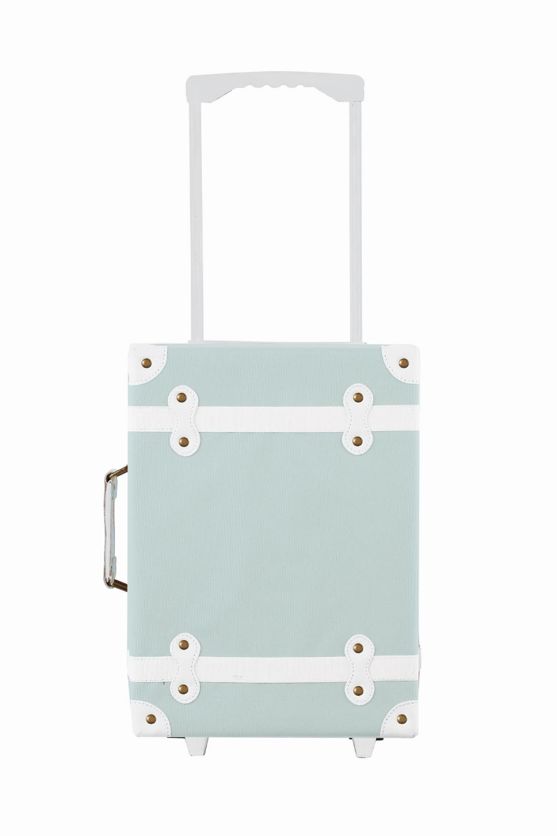 OLLI ELLA SEE YA SUITCASE MINT FRONT IMAGE FROM LOFT