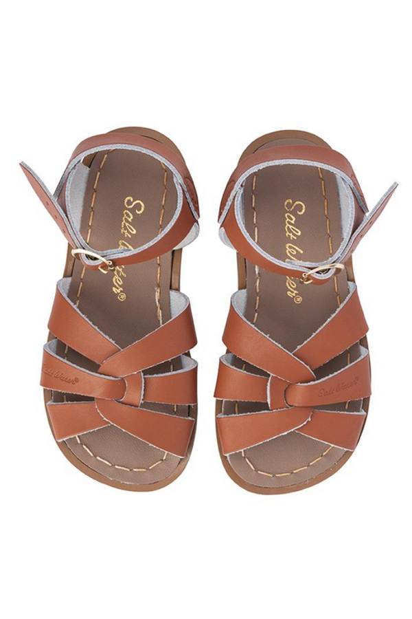 Salt Water Sandals Original Infant Child Youth Tan Top Image Loft