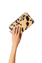 Status Anxiety Delilah Wallet Wild Cat Cowhide Leather Size Image