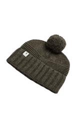 WIll And Bear Tasman Beanie Wool Moss Image